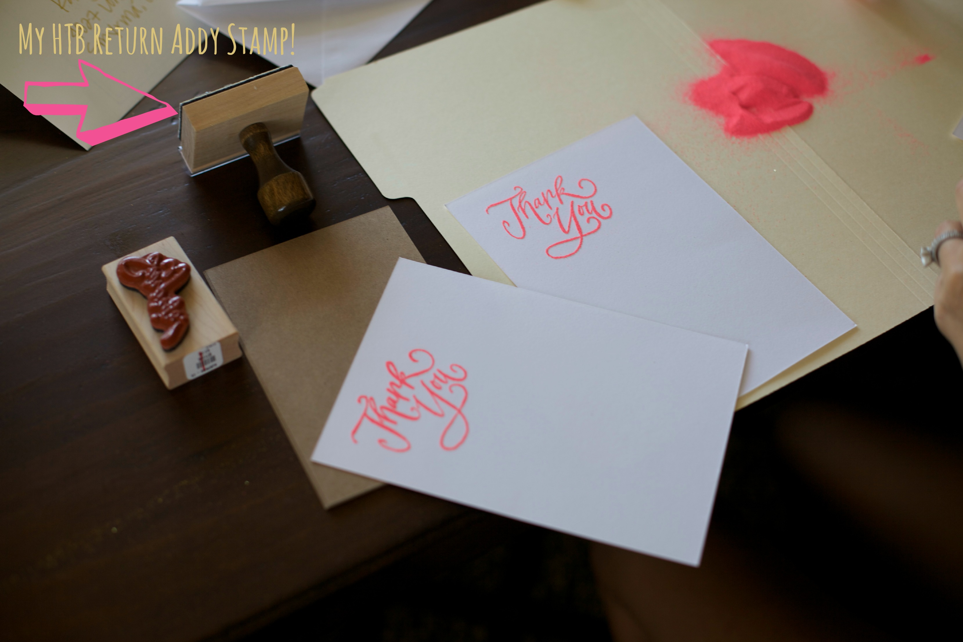 HTB Stamp
