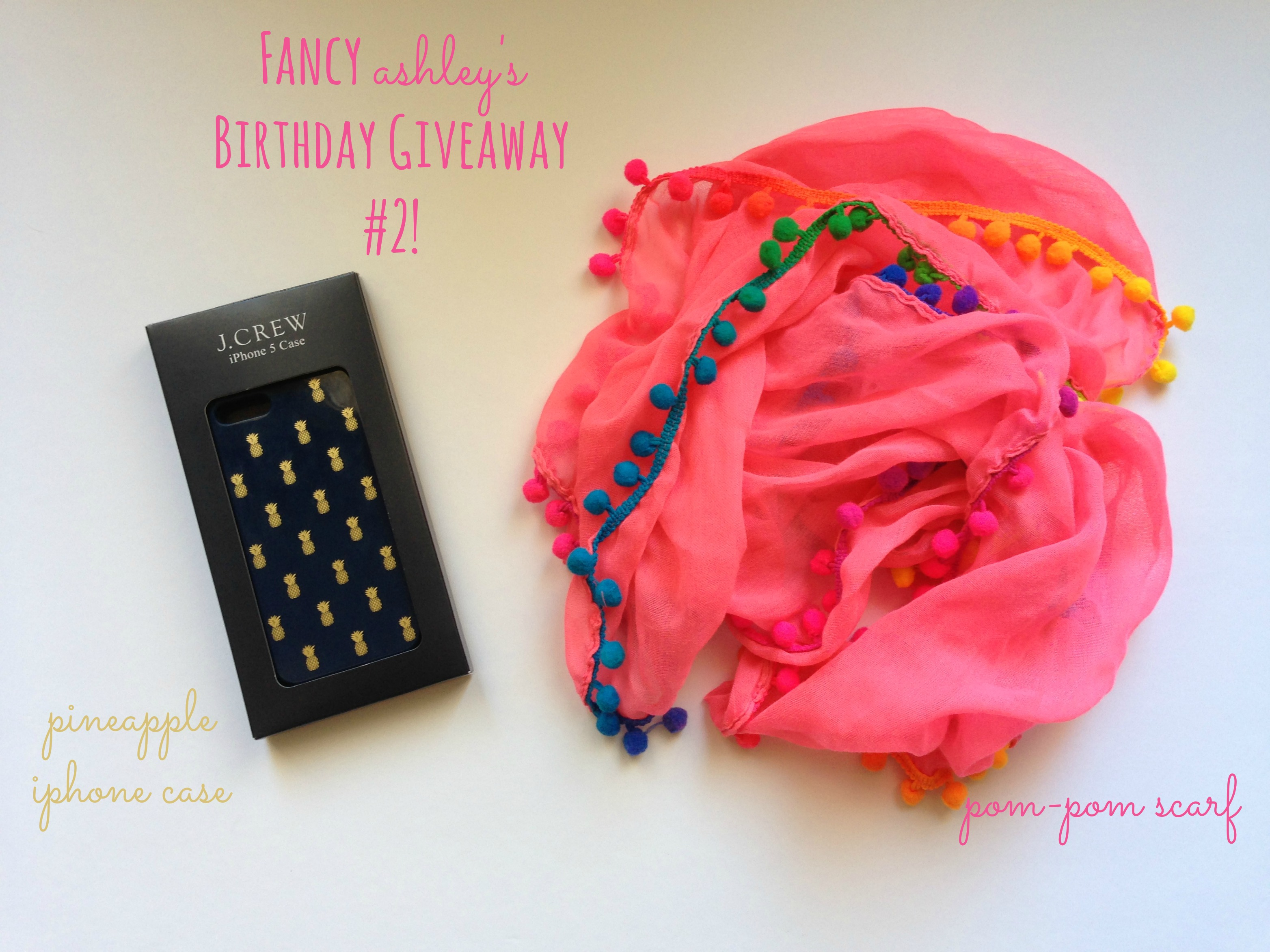 birthday giveaway 2